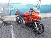 Suzuki gsx 650 f ABS