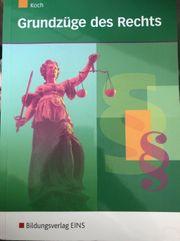 Grundzüge des Rechts