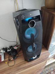 Lautsprecher Sony GTK-X1BT 500 Watt