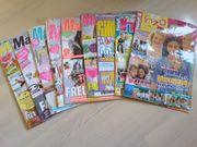 9 Jugendzeitschriften ca 5 Jahre