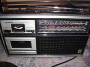 OLDIE -Radiorecorder Grundig C 4200