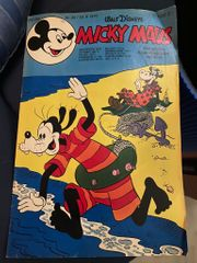 Micky Maus Heft Nr 34