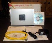 DSL Router Speedport W 700V