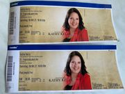2 Tickets für Kathy Kelly