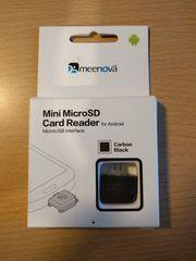Meenova Mini MicroSD Card Reader
