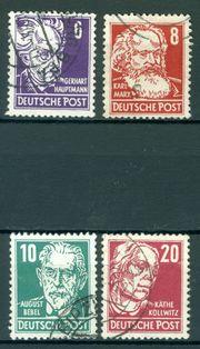 DDR gestempelt Nr 328-30 33
