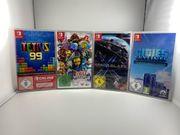 Nintendo Switch Spiele Bundle