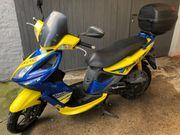 Motorroller kymco super 8- 50