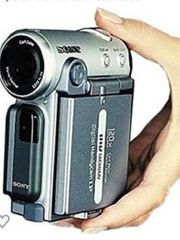 Sony Handycam DCR-IP5E MicroMV Camcorder -