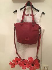Campomaggi Tasche Handtasche Rot Rosso