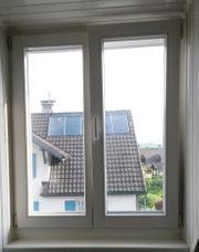 Holzfenster 145 x 145 cm