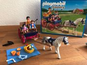 Playmobil Kutsche Pony-Set