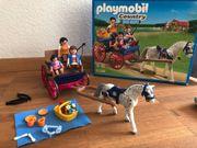 Playmobil Kutsche Pony-Set
