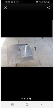 drehbarer Metall Sockel Wandhalterung