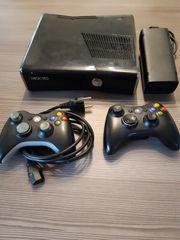 XBOX 360 Konsole mit Spielen