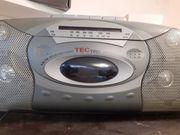 tec tro Kassetten Radio