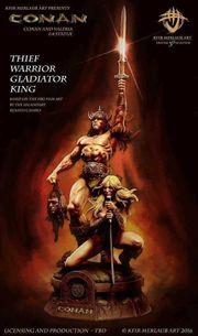Conan der Barbar Valeria 1