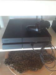 Playstation 4 500GB mit Zubehör