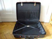 Koffer Samsonite klassisch schwarz ohne