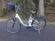 E-Bike Raleigh Dover de Luxe