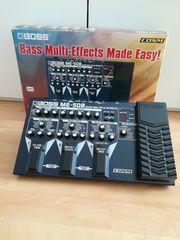 Effektgerät Boss ME-50B Multi-FX Prozessor