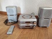 Mini Musikanlage CD mit Radio