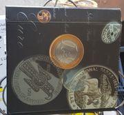 Münzbuch Euro unbenutzt plus Einlagen