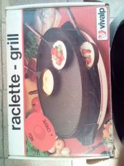 Raclette - Grill OVP