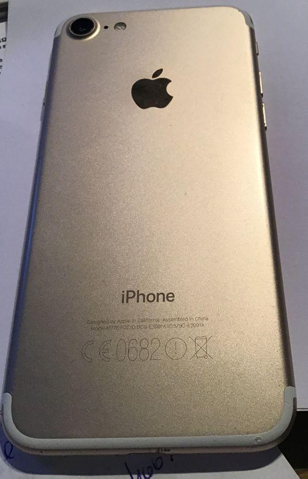 Apple Iphone 7 32GB Aktivierungssperre