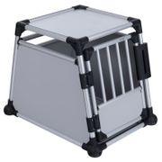 Transportbox aus Aluminium von Trixie