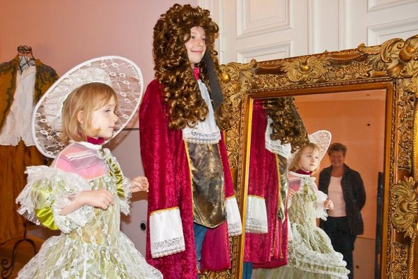 Internationaler Museumstag in Weissenfels Kindertheater