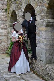 Brautkleid - Ballkleid - Abschlussball - Jugendweihe - Hochzeit