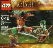 Lego 30212 - Mirkwood Elf Guard