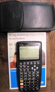 Taschenrechner HP 50 g
