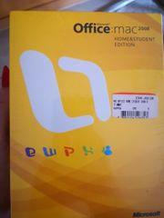 Microsoft Office Mac 2008 HOME