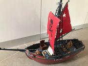 Playmobil Piratenschiff auf Rollen