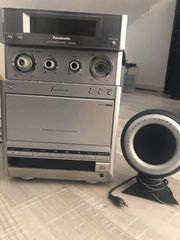 Panasonic CD Stereo Anlage mit