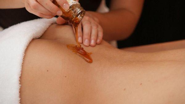 TANTRA Massage für SIE Lass