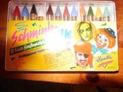 Faschingsschminke Stifte Nagellack usw