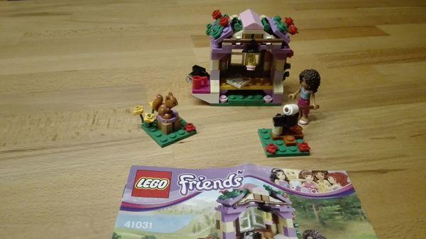 Lego Friends Andrea s Berghütte