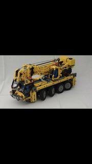 Lego Technik 8421 Baukran Pneumatik