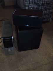 Multimedia Lautsprechersystem 5 1