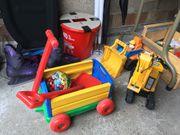 Garagen Flohmarkt für Kinder in