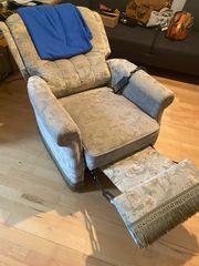 Elektrische Fernseher Sessel