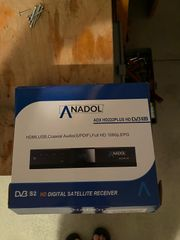 ANADOL Receiver ADX HD222Plus HD
