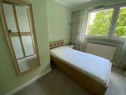 Komplettes Komfort-Schlafzimmer Eiche Sonoma