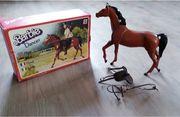 VINTAGE 70er Jahre BARBIE Pferd