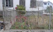 Antiker Gartenzaun samt Toren