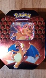 Pokemon Tin Box leer