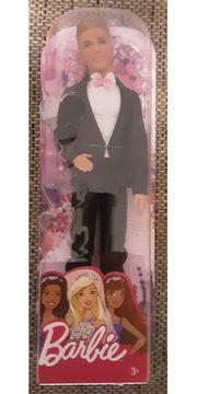 Mattel Barbie Brautigam Ken - DVP39 -